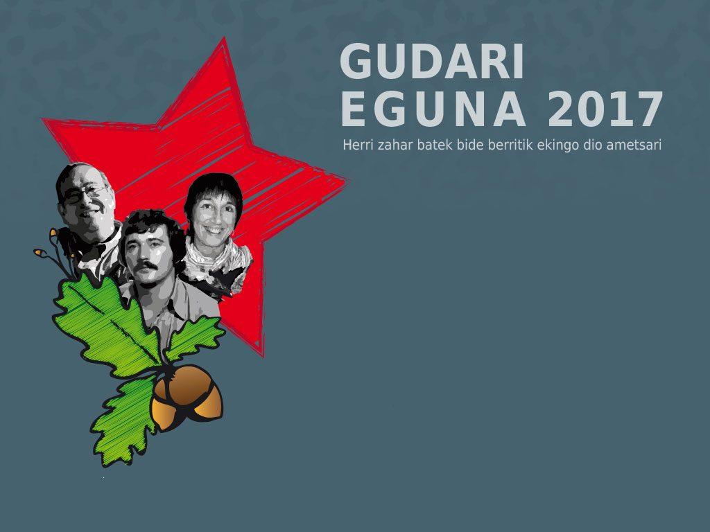 Gudari Eguna 2017